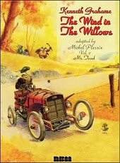 cover: The Wind in the Willows #2 - Mr. Toad