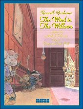 cover: The Wind in the Willows #4 - Panic at Toad Hall