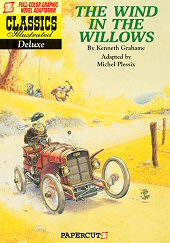 cover: The Wind in the Willows