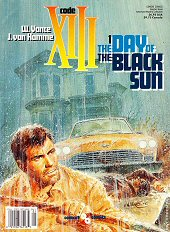 cover: XIII - The Day of the Black Sun