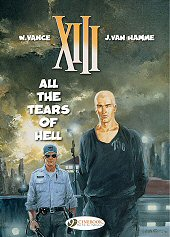cover: XIII - All the Tears of Hell