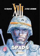 cover: XIII - SPADS