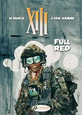 cover: XIII - Full Red