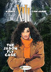 cover: XIII - The Jason Fly Case