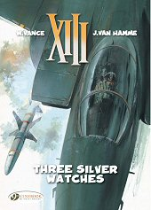 cover: XIII - Three Silver Watches
