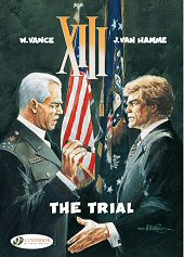 cover: XIII - The Trial