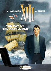 cover: XIII - The Day of the Mayflower