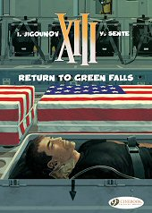 cover: XIII - Return to Green Falls
