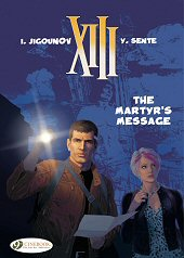 cover: XIII - The Martyr's Message