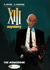 cover: XIII Mystery - The Mongoose