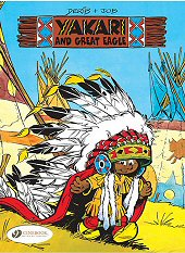 cover: Yakari and Great Eagle