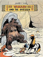 cover: Yakari and the Grizzly