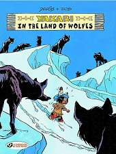 cover: Yakari in the Land of Wolves