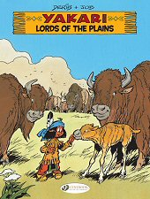 cover: Yakari - Lords of the Plains